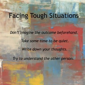 toughsituations