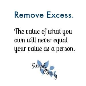 RemoveExcess