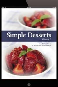 Simple Desserts Rachel Jones