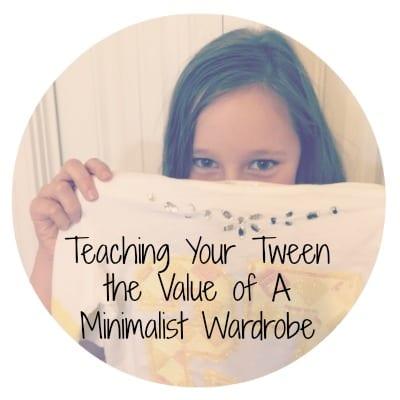 children minimalist wardrobe capsule