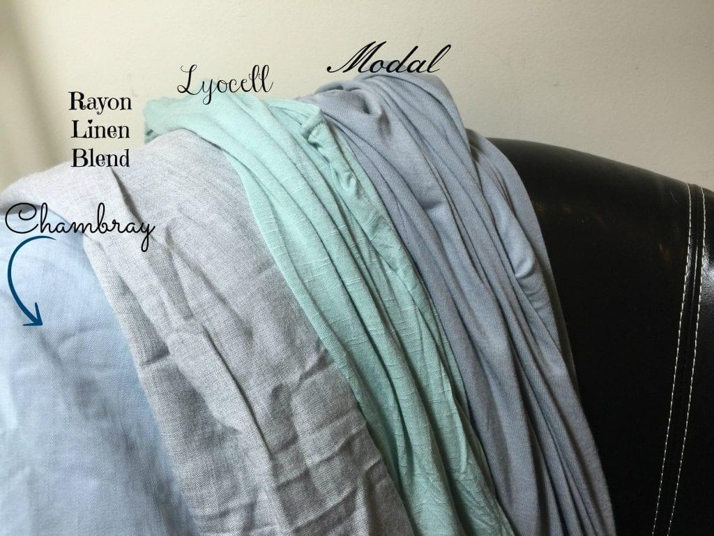 soft drape material